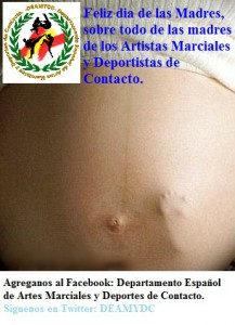 DEAMYDC DIA DE LA MADRE 2 MAYO