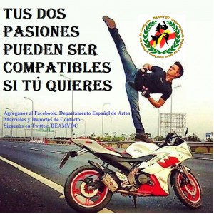 DEAMYDC moto motocicleta