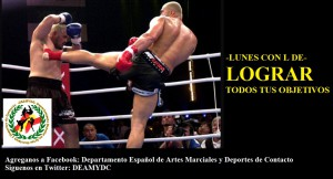 Kick-Boxing- LUNES