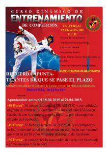 curso DINAMICO DE COMPETICION WEB