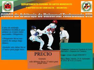 taekwondo-arbitraje