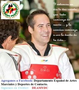 taekwondo deamydc sonrisa
