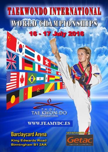 La selección de la Federación Española de Artes Marciales y Deportes de Contacto FEAMYDC camino a Birmingham, Gran Bretaña