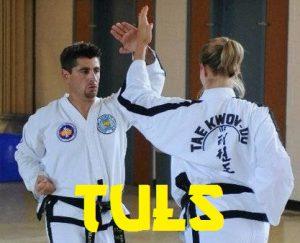 tuls taekwondo
